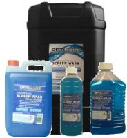 Screen Wash, Screen Care & De-icer